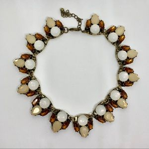 Jeweled Chocker Necklace